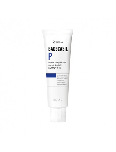 [23 YEARS OLD] Badecasil P - 50g