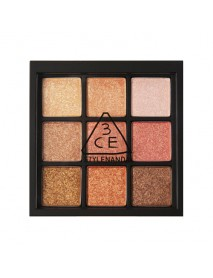 [3CE] Multi Eye Color Palette - 8.1g #All-Nighter