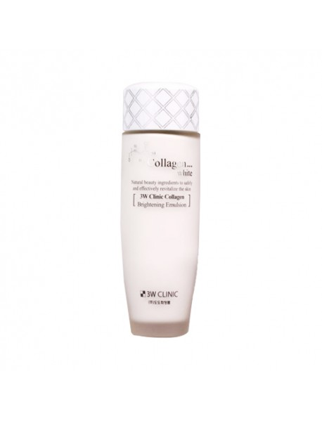 [3W CLINIC] Collagen Brightening Emulsion -150ml