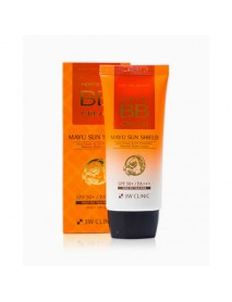 [3W CLINIC] Horse Oil BB Cream - 50ml (SPF50+ PA+++)