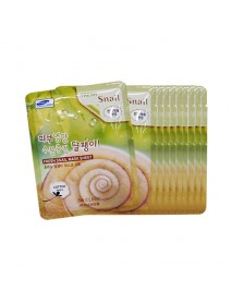 [3W CLINIC] Fresh Snail Mask Sheet - 10pcs