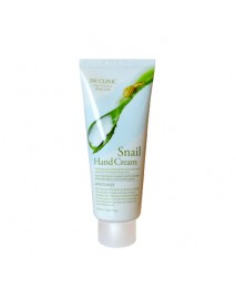 [3W CLINIC] Moisturizing Snail Hand Cream - 100ml