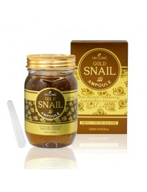 [3W CLINIC] Gold Snail Ampoule - 250ml