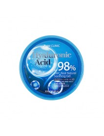 [3W CLINIC] Hyaluronic Acid Natural Soothing Gel - 300g