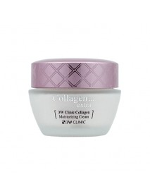 [3W CLINIC] Collagen Extra Moisturizing Cream - 60ml