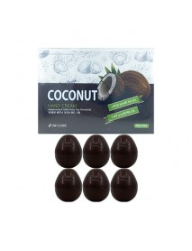 [3W CLINIC] Coconut Hand Cream - 1Pack (30g x 6ea)