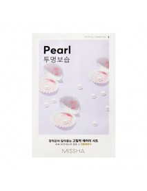 [MISSHA_50% Sale] Airy Fit Sheet Mask - 1pcs #Pearl
