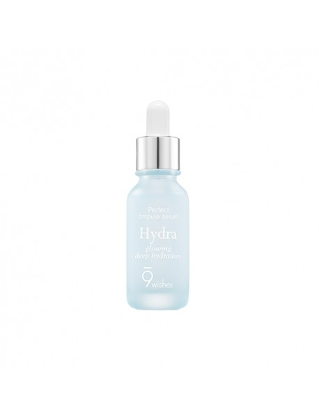 [9WISHES] Hydra Skin Ampule Serum - 25ml
