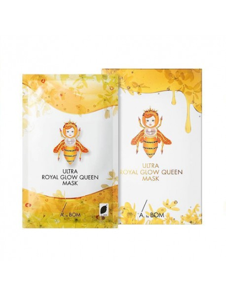 [A. BY BOM] Ultra Royal Glow Queen Mask - 1Pack (10pcs)