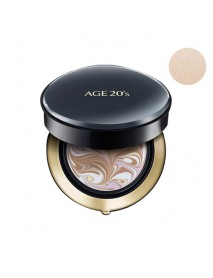 [AGE 20S] Signature Essence Cover Pact Intense Cover - 14g (+Refill 14g) #13 Ivory