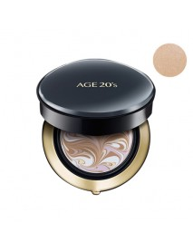 [AGE 20S] Signature Essence Cover Pact Intense Cover - 14g (+Refill 14g) #23 Medium Beige