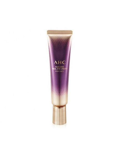 [A.H.C] Ageless Real Eye Cream For Face - 12ml