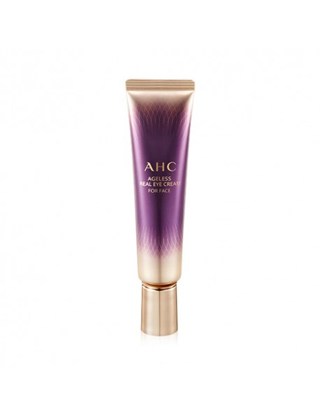 [A.H.C] Ageless Real Eye Cream For Face - 30ml