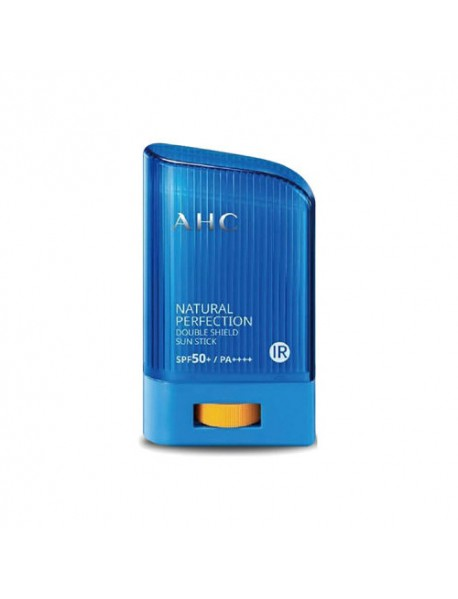 [A.H.C] Natural Perfection Double Shield Sun Stick - 14g (SPF50+ PA++++)