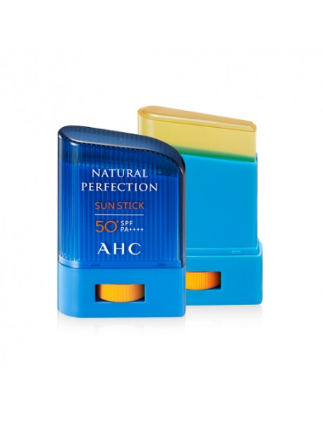 [A.H.C] Natural Perfection Sun Stick - 14g (SPF50+ PA++++)