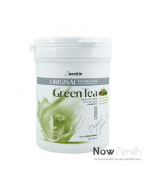 [ANSKIN] Green Tea Modeling Mask - 240g