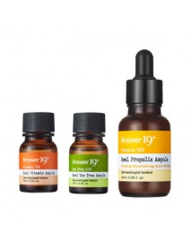 [ANSWER 19+] Real Propolis Ampoule Special Set - 1Pack (3items)