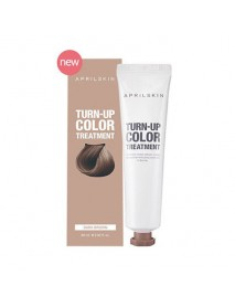 [APRIL SKIN] Turn Up Color Treatment - 60ml #Dark Brown