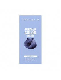 [APRIL SKIN] Turn Up Color Cream - 1Pack (3pcs) #Deep Blueberry