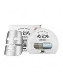 [BANOBAGI] Vita Cocktail Foil Mask Brightening - 1Pack(30ml x 10sheets)