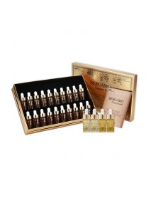 [BERGAMO] Luxury Gold Collagen & Caviar Wrinkle Care Intensive Repair Ampoule Set - 1Pack (20ea)