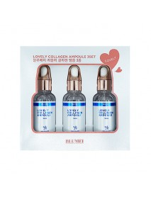 [BLUMEI] Lovely Collagen Ampoule 3Set - 1Pack (3items)