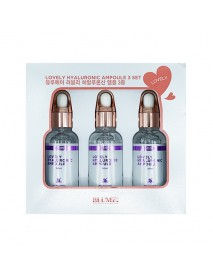 [BLUMEI] Lovely Hyaluronic Ampoule 3Set - 1Pack (3items)