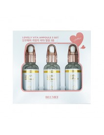 [BLUMEI] Lovely Vita Ampoule 3Set - 1Pack (3items)