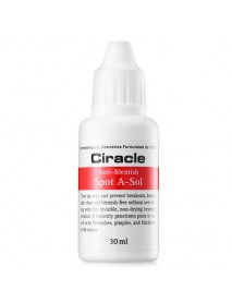 [CIRACLE] Anti Blemish Spot A Sol - 30ml