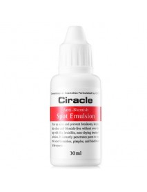 [CIRACLE] Anti Blemish Spot Emulsion - 30ml