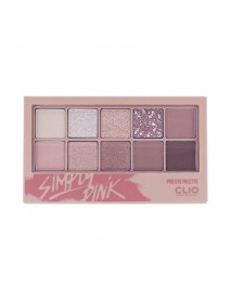 [CLIO] Pro Eye Palette - 0.6g*10 #01 Simply Pink