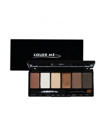 [COLOR ME] Eye Zone Kit - 5g #1 Basic Brown