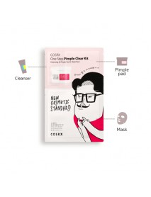 [COSRX] One Step Original Clear Kit - 1Pack