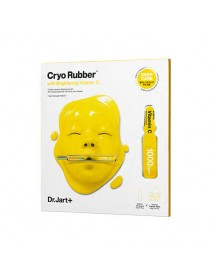 [DR.JART+_PS] Cryo Rubber With Brightening Vitamin C - 1Pack (4g+40g)