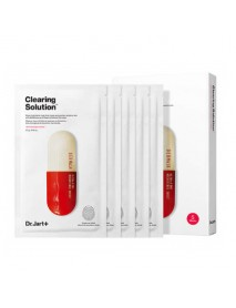 [DR.JART+_BW] Dermask Micro Jet Clearing Solution - 1Pack (5pcs)