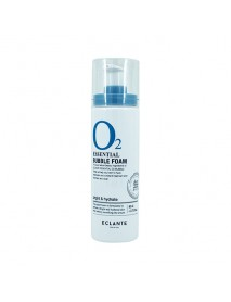 [ECLANTE] Essential O₂ Bubble Foam - 80ml