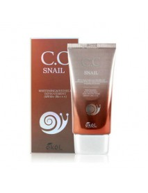 [EKEL] Snail C.C Cream Tube Style - 50ml (SPF50+ PA+++)