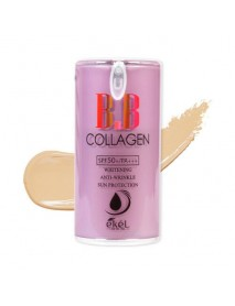 [EKEL] Collagen B.B Cream Pump Style - 50g (SPF50+ PA+++) #23 Natural Beige