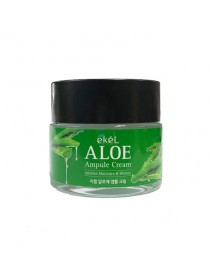 [EKEL] Ampule Cream - 70ml #Aloe