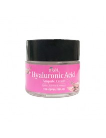 [EKEL] Ampule Cream - 70ml #Hyaluronic Acid