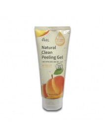 [EKEL] Natural Clean Peeling Gel - 180ml #Apricot