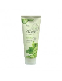[EKEL] Foam Cleanser - 180ml #Cucumber (Big Size)