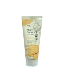 [EKEL] Foam Cleanser - 180ml #Rice Bran (Big Size)