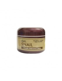 [EKEL] Ample Intensive Cream - 100g #Snail