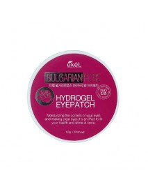 [EKEL] Bulgarian Rose Hydrogel Eye Patch - 90g (60pcs)