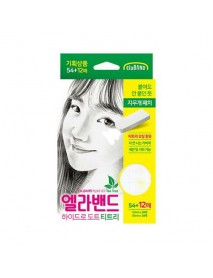 [ELABAND] Hydro Dot Tea Tree - 1Pack (66pcs)