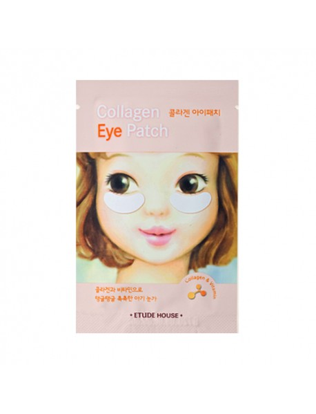 [ETUDE HOUSE] Collagen Eye Patch - 1pcs