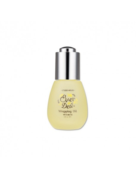 [ETUDE HOUSE] Ever Dew Wrapping Oil - 30ml
