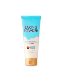 [ETUDE HOUSE] Baking Powder BB Deep Cleansing Foam - 160ml