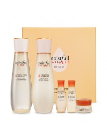 [ETUDE HOUSE] Moistfull Collagen Skin Care Set - 1Pack (5items)